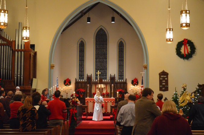 Christmas Holy Eucharist