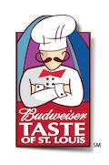 Budweiser Taste of St Louis Logo