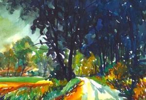 Easley Trail by Marilynne Bradley