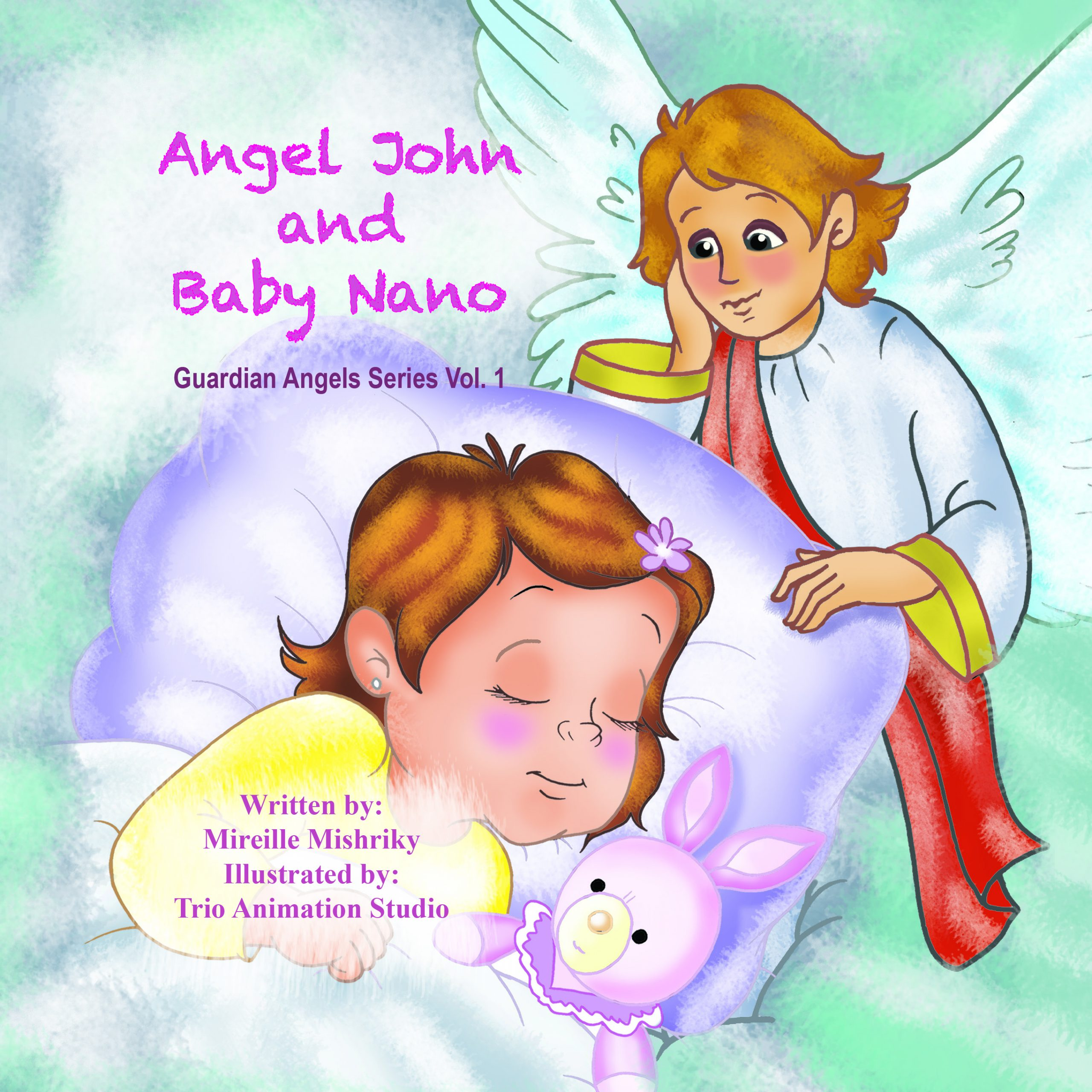 Book Release Announcement: Angel John and Baby Nano