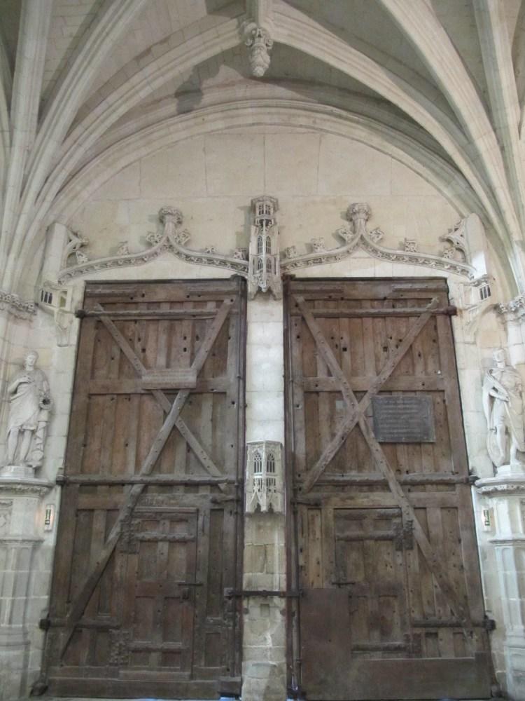 La cathédrale Saint Pierre-Saint Paul à NANTES (4/6)