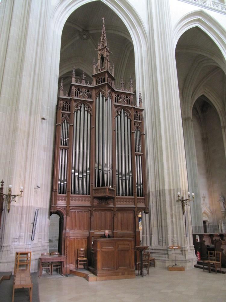 La cathédrale Saint Pierre-Saint Paul à NANTES (5/6)