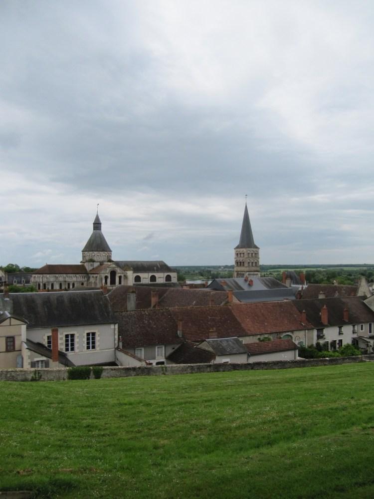Un coin de France : Nevers en Bourgogne (2/6)