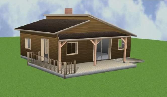 Prix maison en bois en kit cle en 28 images maisons for Maison bois prix cle en main