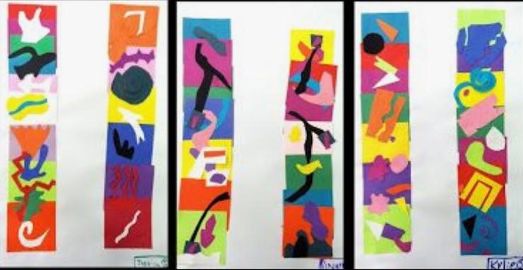 henri collage