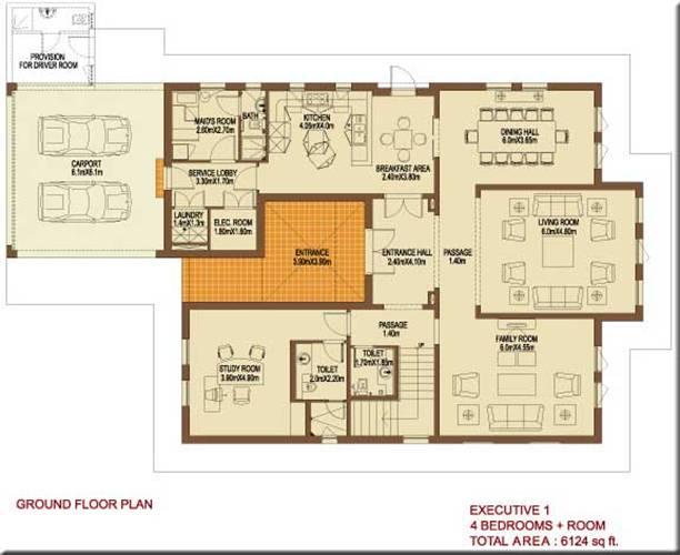 Arabic Home Plans – House Design Ideas