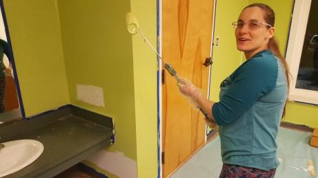 Repainting Nursery