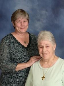 Vicki McDowell and Bobbie Dukes