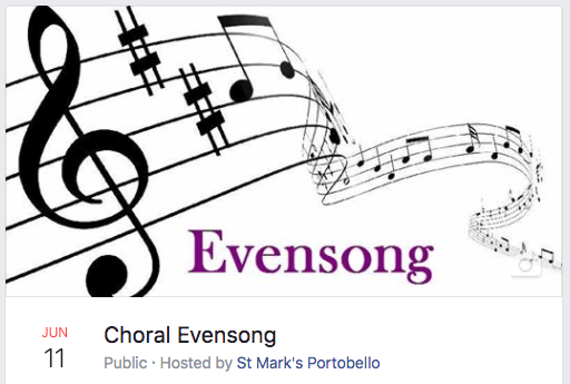 Choral Evensong – 11 June