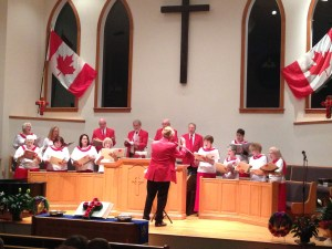 Concerts - Canada Remembers Chorus