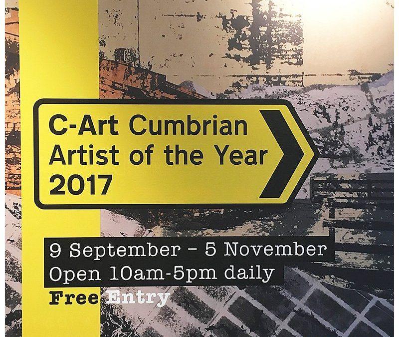 C-Art Cumbrian Artist of the Year 2017