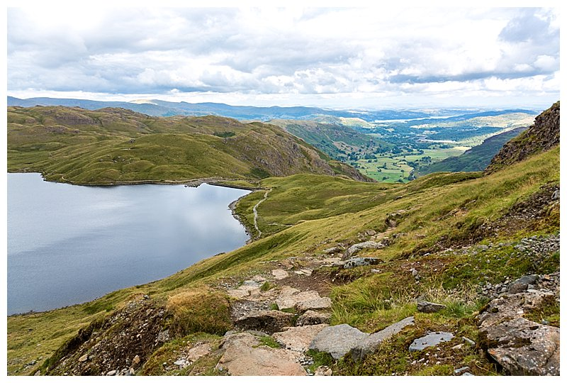 A Walk to Stickle Tarn