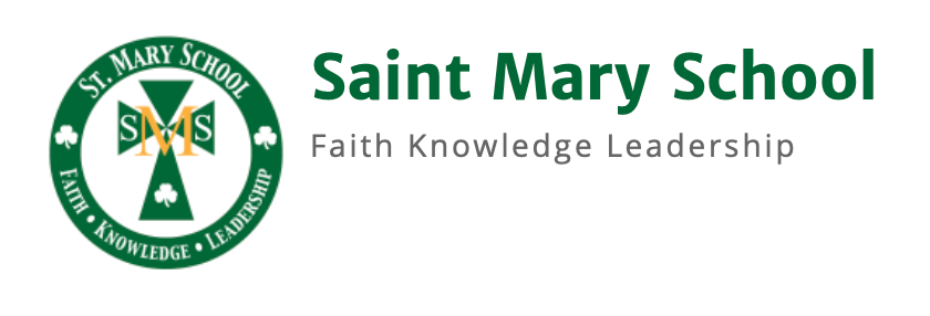 St. Mary School News – December 2018