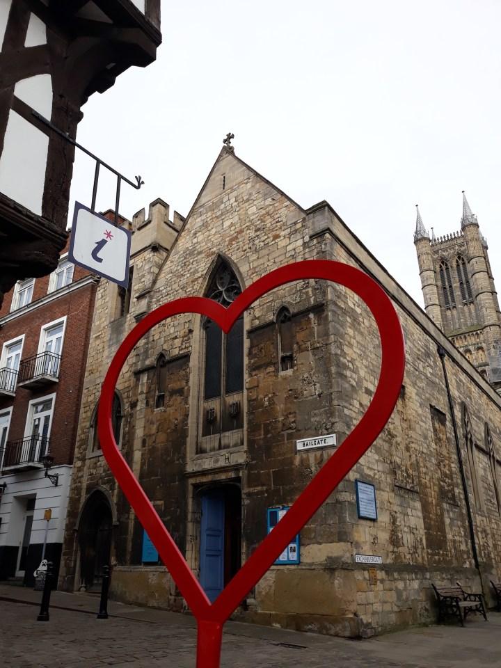 Love St Mary's