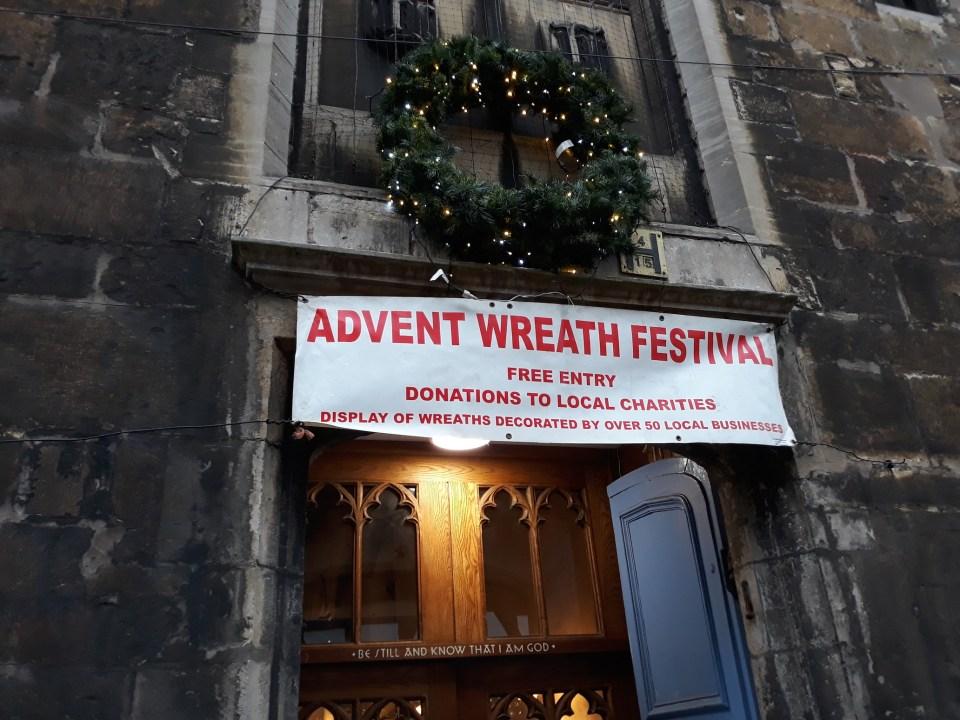 St Mary's - Advent Wreath Festival 1