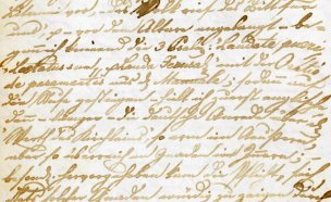 In his journals, Father Maximilian Gaertner O.Praem describes consecration of the St. Mary's church on August 15, 1854.