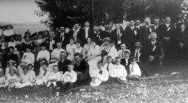 St. Mary 60th anniversary, Aug. 22, 1915