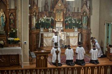 TLM Easter Vigil 2018 with Fr. John Zuhlsdorf