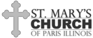 St. Mary's Church – Paris Illinois