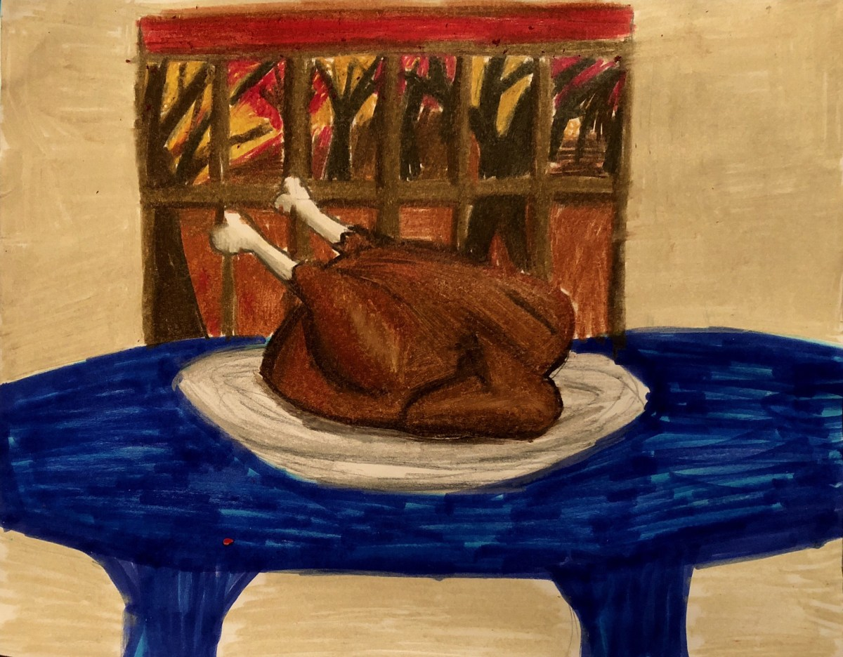 thanksgiving by Reagan Perry