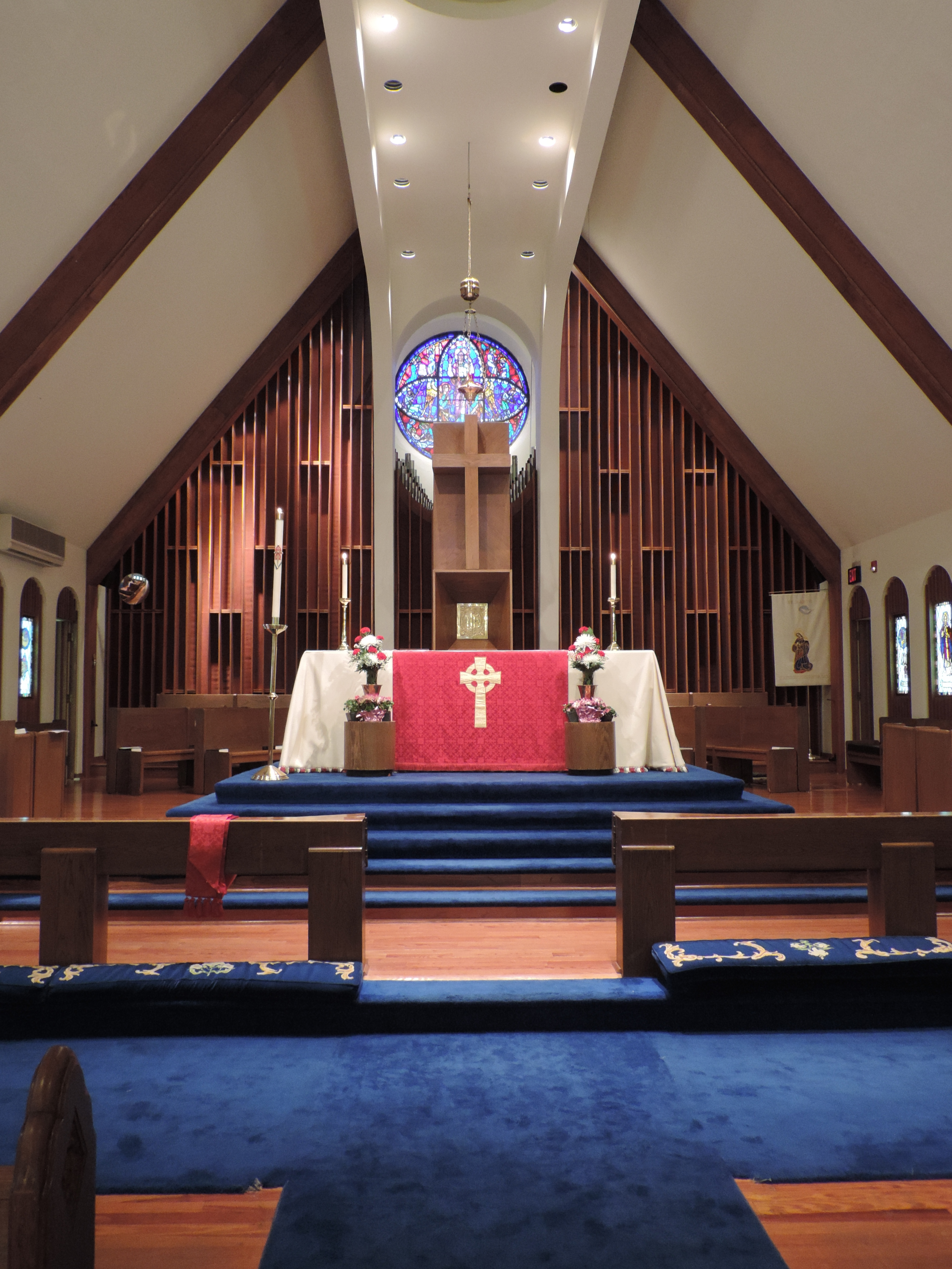 Times of Worship - The Justice & Peace Center at St  Mary's, Haddon Heights