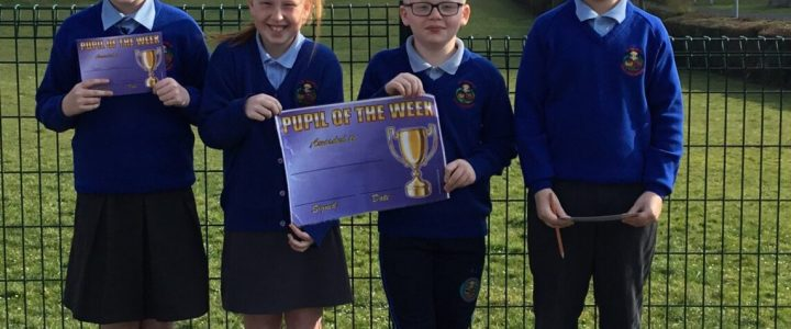 Pupil of the Week