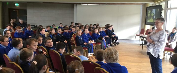 P5 Presentation and Coffee Morning