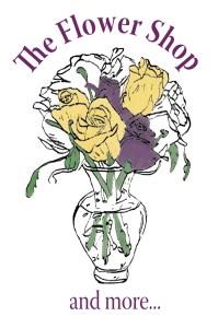 the  Flower Shop logo