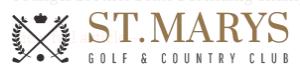 st marys golf club logo