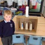 designing monkey enclosures in reception
