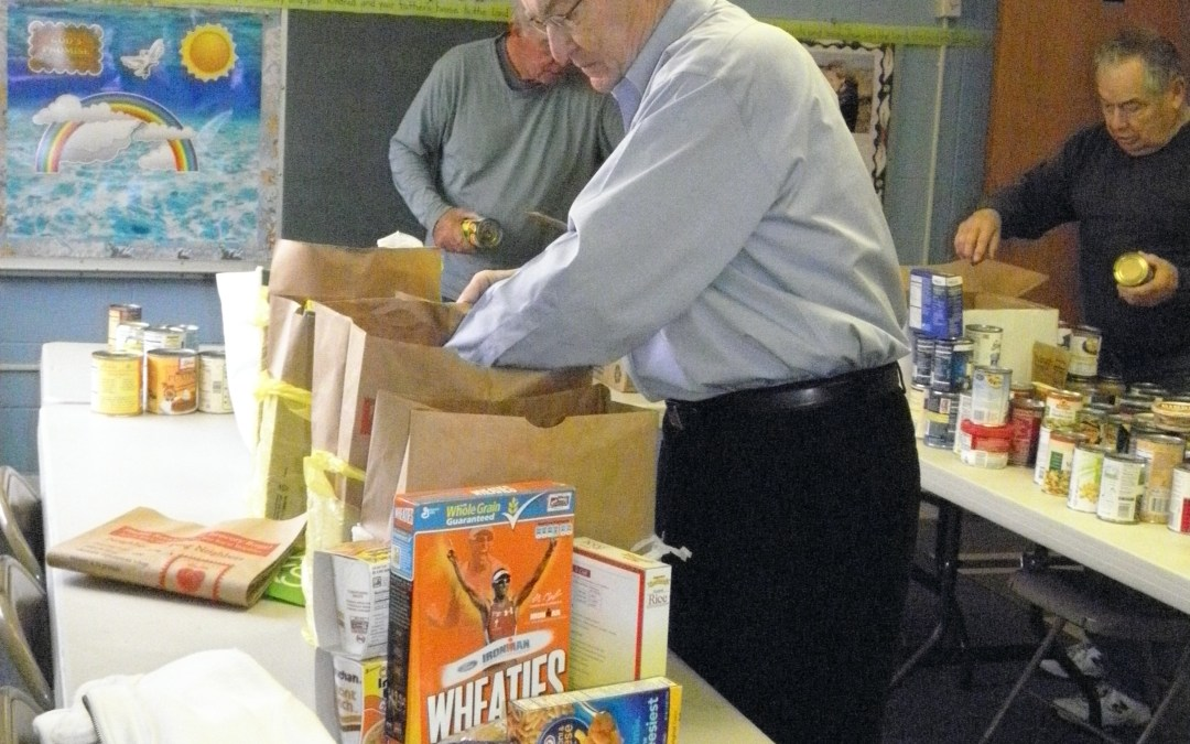 Food Pantry Closed 9/4 for Holiday