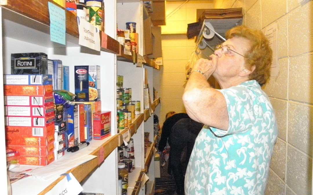 The Live Civilly/Ministerium Pantry will be OPEN: Wednesday, March 25th from 2-4 pm at Saint Matthew.