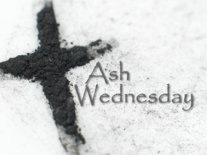 Ash Wednesday Service Moorestown NJ