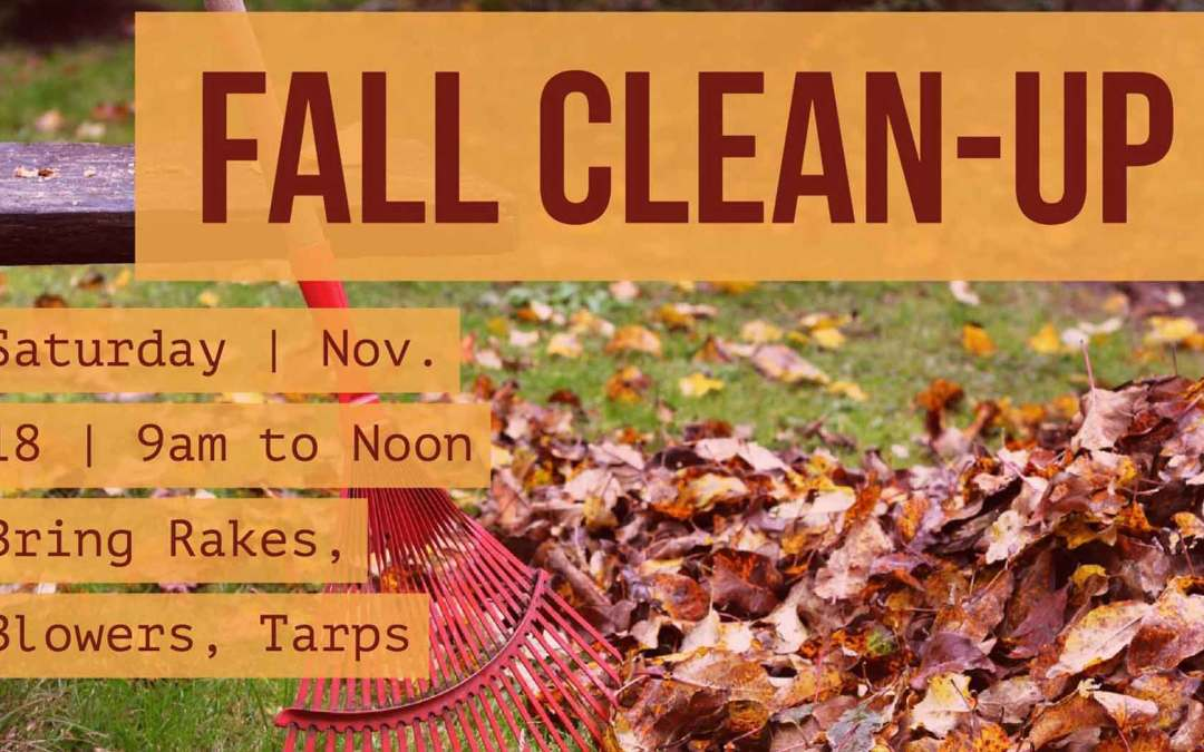 Fall Clean-Up Day