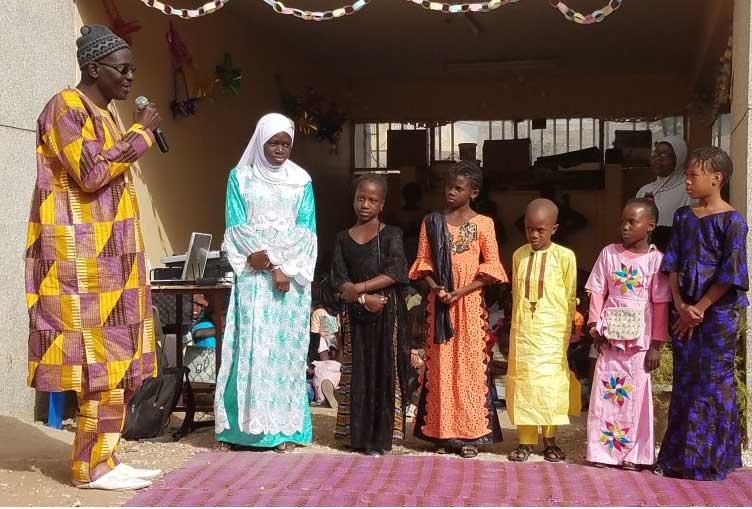 Newsletter from Mission Partner Pastor Kristin Engstrom, Senegal Africa