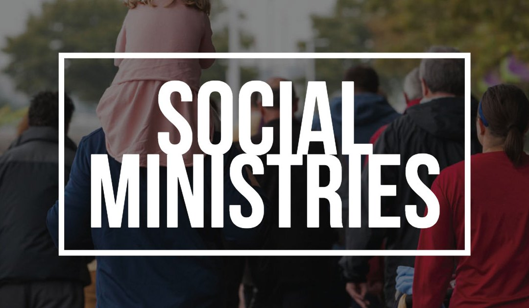 Social Ministry Update May 2021