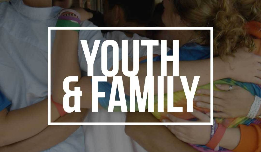 Youth & Family Upcoming Events