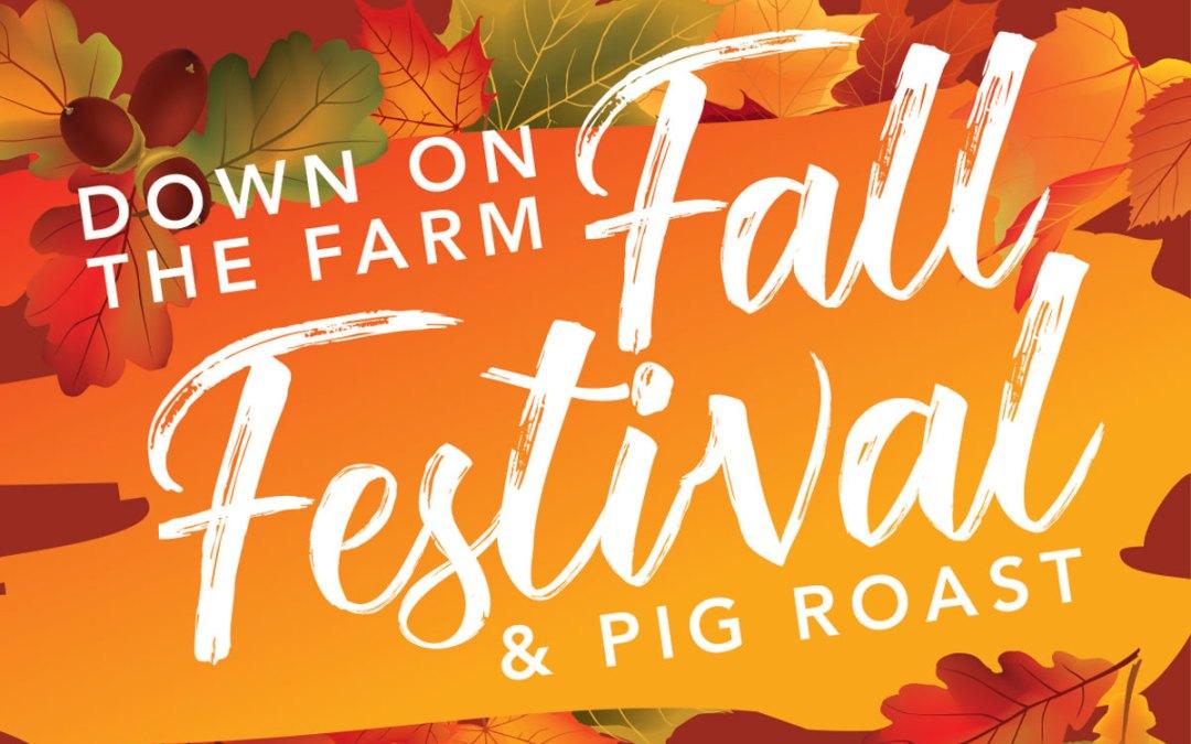 Fall Festival & Pig Roast