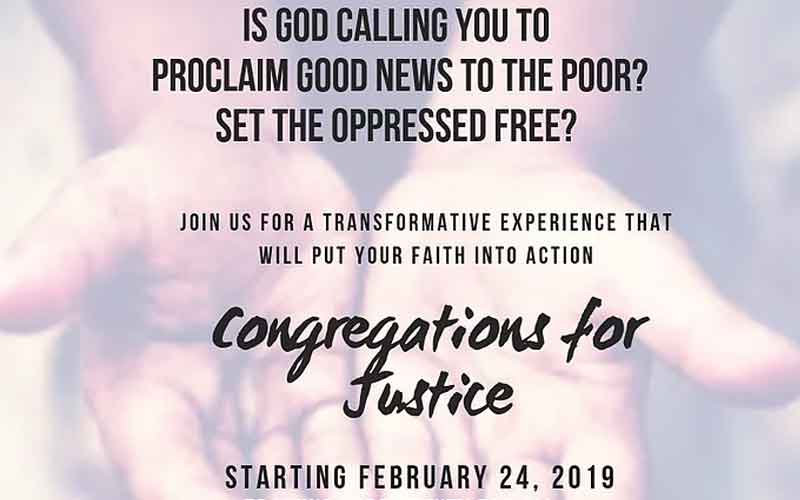 LEAMNJ's Congregations for Justice program