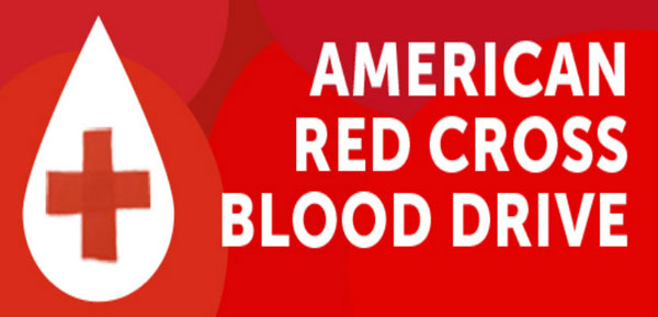 Red Cross Blood Drive 9/27 2-7pm