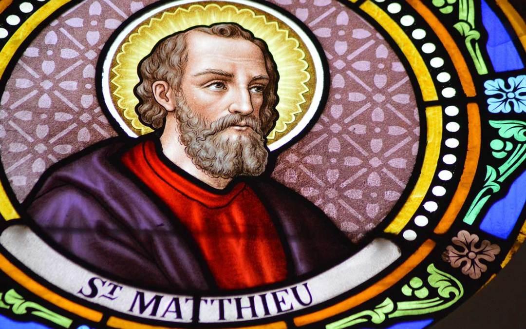 Feast of St. Matthew