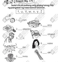 Panghalip Panao Worksheet For Kindergarten   Printable Worksheets and  Activities for Teachers [ 2200 x 1700 Pixel ]
