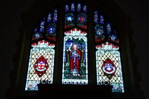 North Altar Window