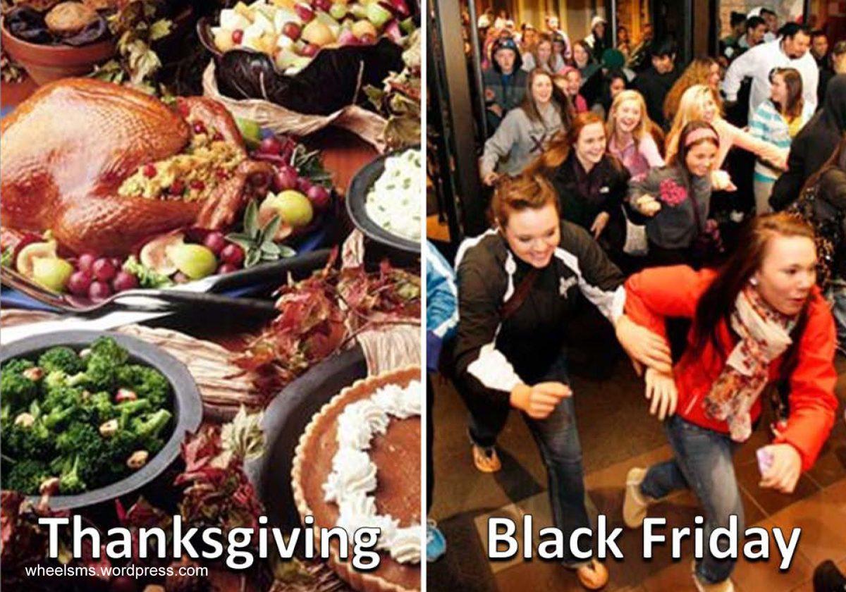 Thanksgiving Day Grace And Black Friday Prayer St Michael Church