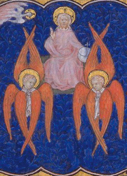 The Nine Choirs of Angels | Living in the Presence of the Angels blog