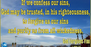 God Forgives You, To Be Forgiven, You Must Forgive