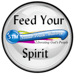 logo for feed your spirit on bible study collection