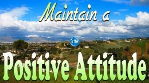 picture for maintaining a positive attitude - Grand Terrace, CA