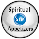 Logo for the spiritual appetizers section of the Bible study collection page