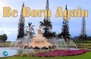 Picture of fountain for the born again bs